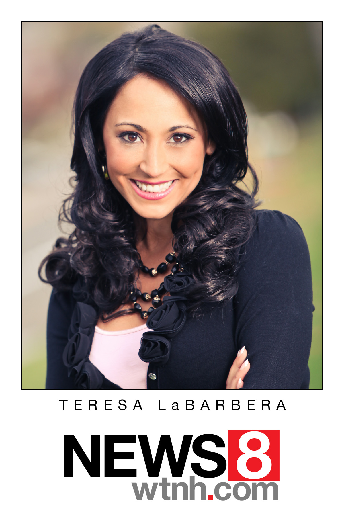 Q&A with WTNH News 8's Teresa (LaBarbera) Dufour '01